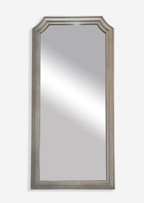 "(LS) 78""x38"" Mirror with Carved Wood Frame (38.19X1X77.95)"
