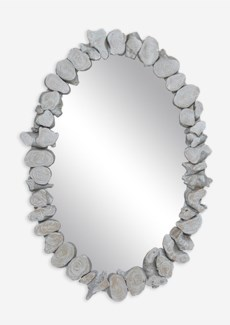 Capri Oval Mirror