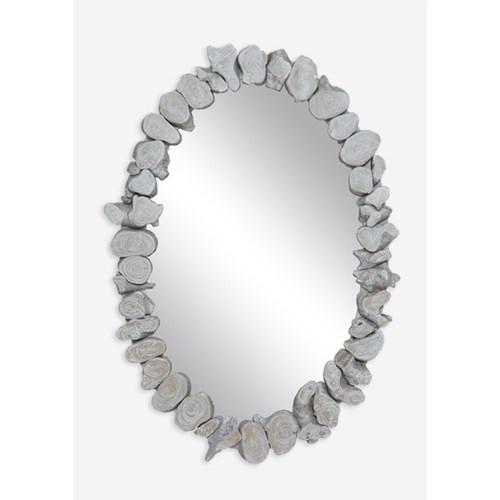 (LS) Capri Oval Mirror