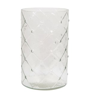 """Varina 9.5:"""" Hurricane/Vase"""
