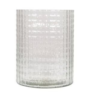 "Marita 6"" Hurricane/Vase"