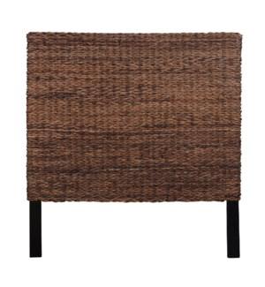 Headboard Abaca Weave B Full (54x2x60)