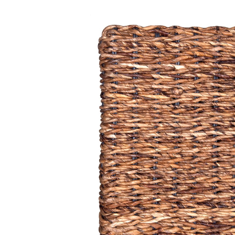 Headboard Abaca Weave B King (77X2X60)