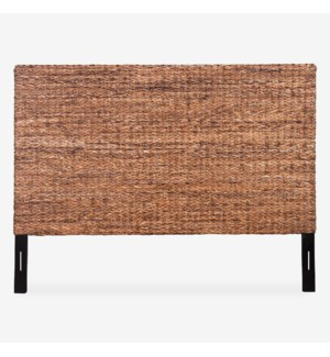 Headboard Abaca Weave B King (77X2X60)