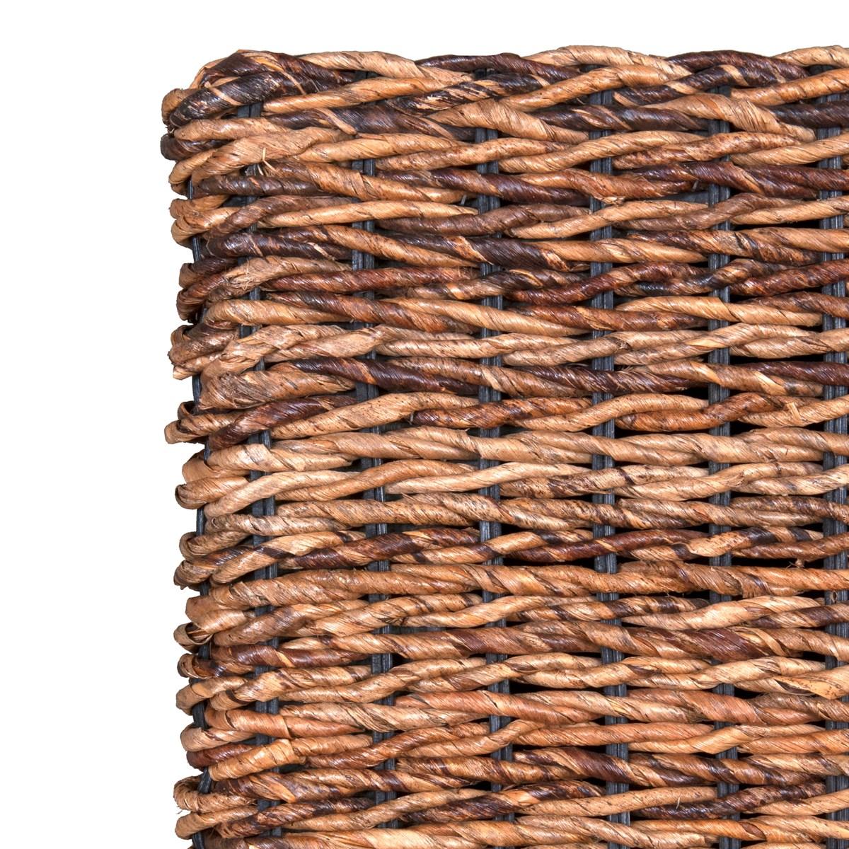 Headboard Abaca Weave