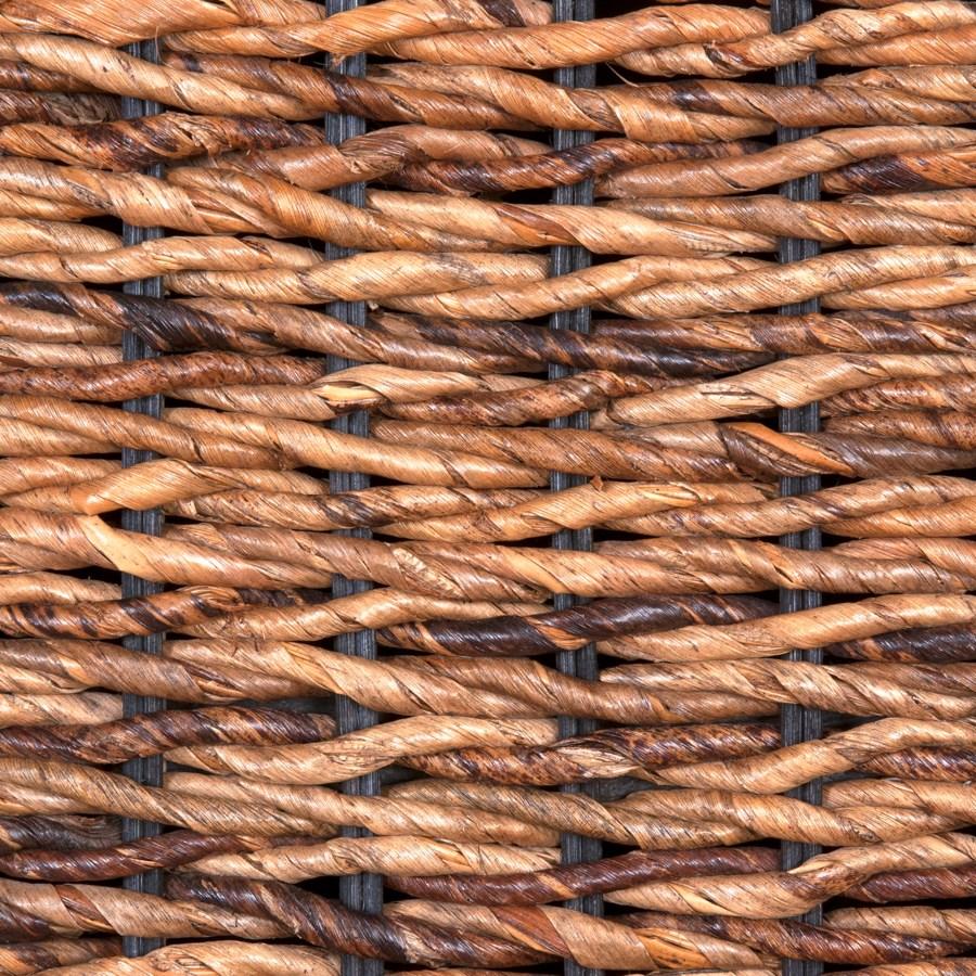 Headboard Abaca Weave B Queen (62X2X60)