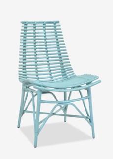 Franklin Side Chair - Sky Blue (19x22x42)