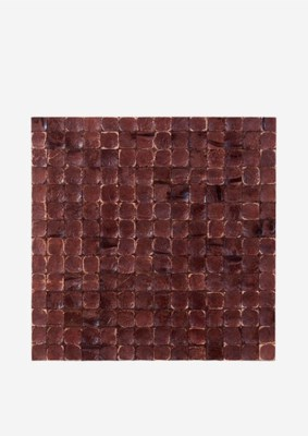 Brown Luster (16.54X16.54X0.2) = 1.90 sqft