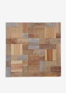 Kayu Mosaic - Large (8.27X8.27X0.39) = .47 sqft