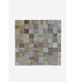Kayu Checkerboard (15.75x15.75x.4) = 1.72 sqft