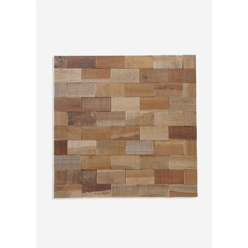 Kayu Subway (15.75X15.75X0.39) = 1.72 sqft