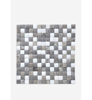 Tumbled Medley (16.54X16.54X0.2) = 1.90 sqft