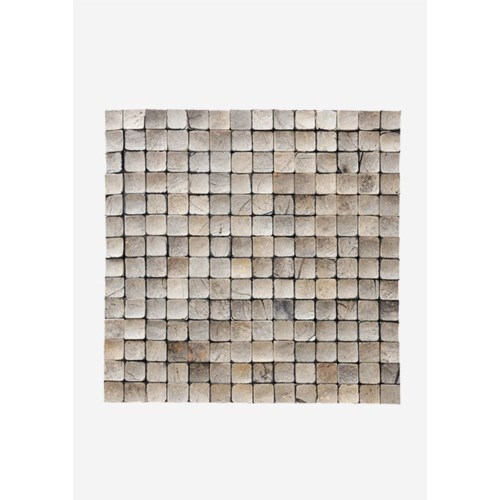 Tumbled Oyster Shell (16.54X16.54X0.2) = 1.90 sqft