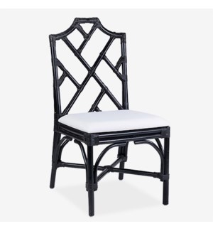 Emery Chippendale Side Chair -  MOQ 2 (package: 2pcs/box) price is per piece