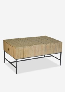 Highland Box Frame Coffee Table (35.5x24x18)