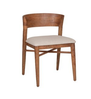 Ellington Dining Chair, Mango 20x21x29