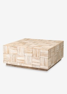 (LS) Colton Coffee Table  (35X35X16)....