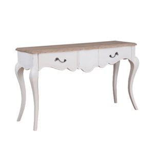 Fiji Console Table with 2 Drawers