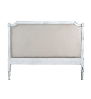 Louise Upholstered Headboard-King