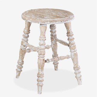 Promenade Antique Stool