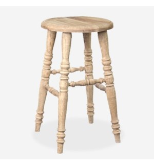 Promenade Antique Counterstool(13.75X13.75X24)