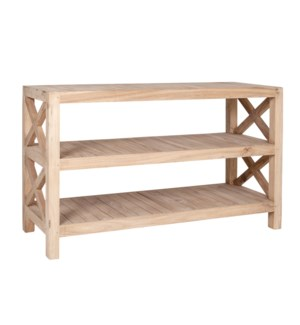 Promenade Open Horizontal Bookcase (47x18x43)
