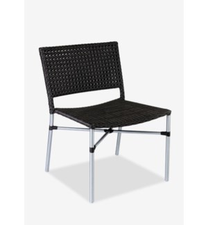 Dylis Dining Chair/Stackable-Outdoor (24x24x34)