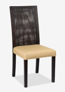 (LS) Espa Dining Side Chair (min qty 2 pcs) (22x23x34.5)