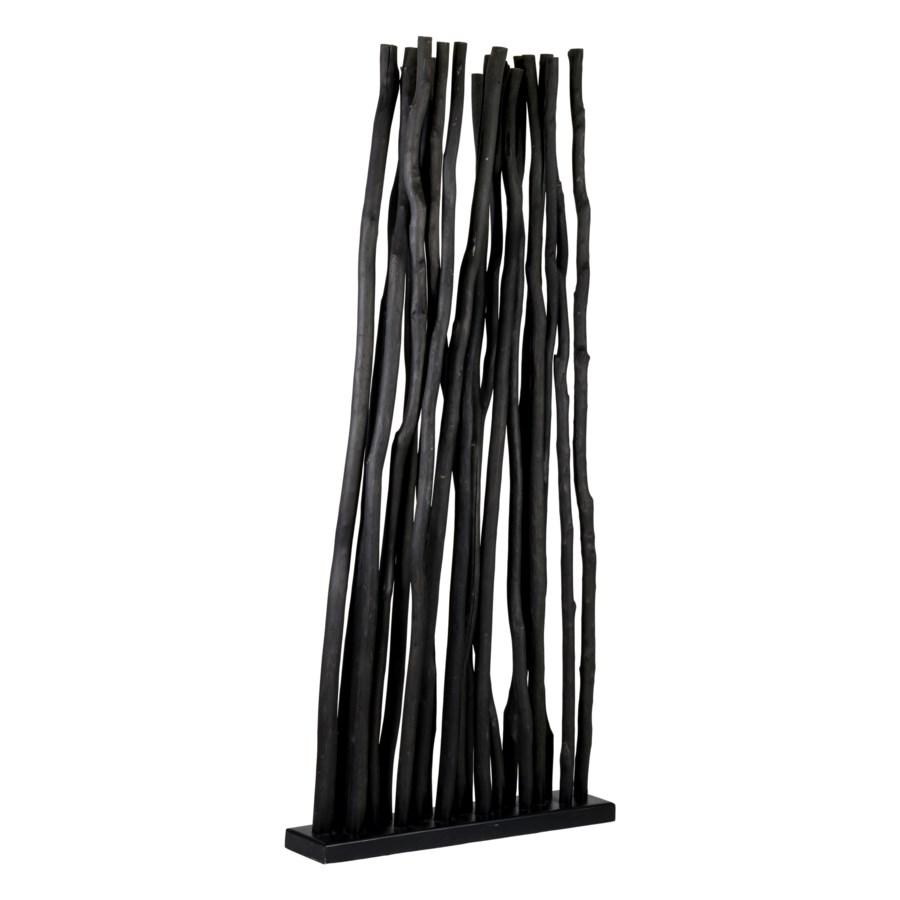 Jungle Divider-Black (34X8X81)  -- (1 pc per box)