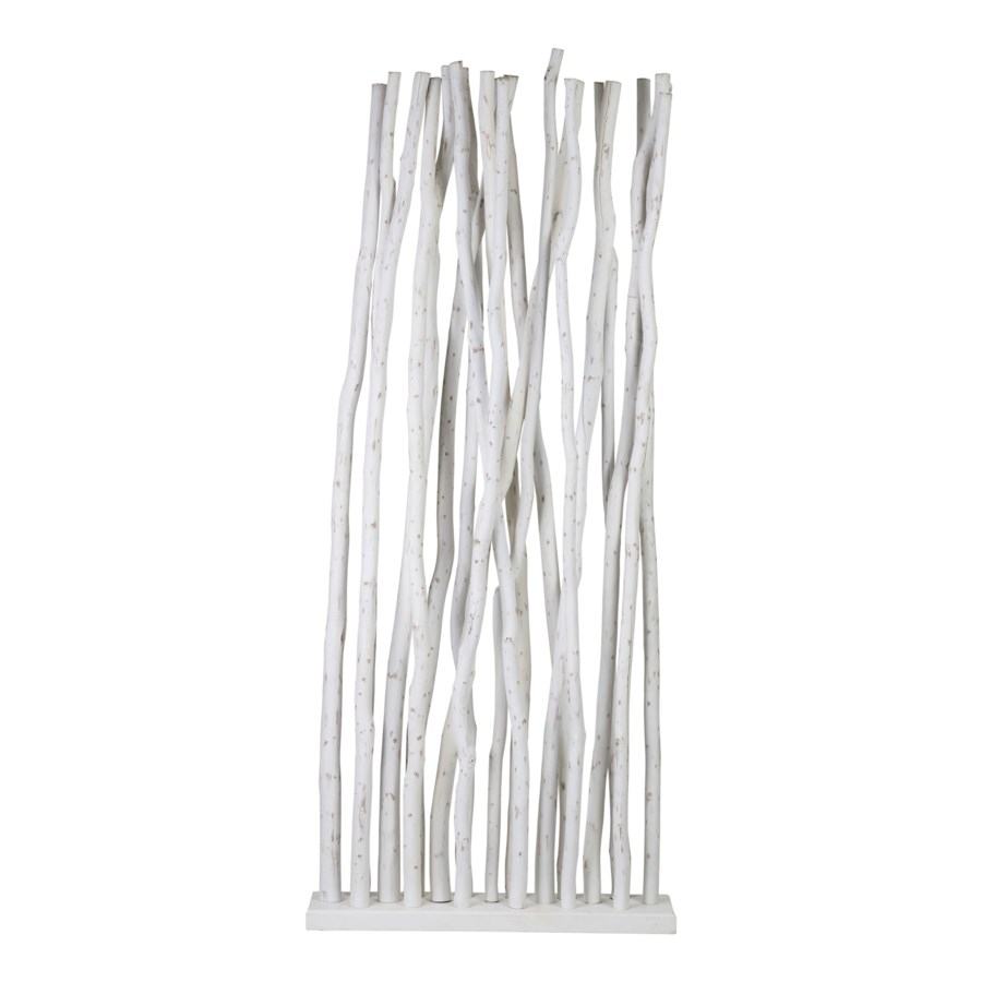 Jungle Divider-White (34X8X81)  - 1 pc per box