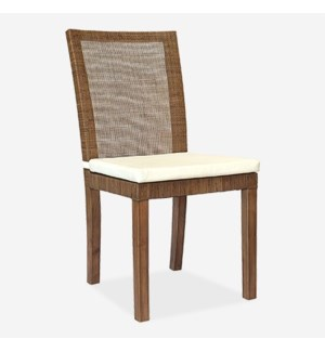 New Karyn Dining Side Chair  - MOQ 2(18x22x36) (package: 2pcs/box) price is per piece