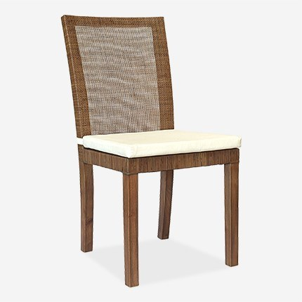 Karyn Dining Side Chair  - MOQ 2(18x22x36) (package: 2pcs/box) price is per piece
