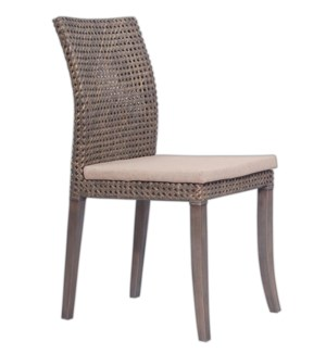 Noleta Dining Chair (18x21x36.5)