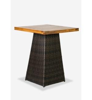 Pyramid Counter Bar Table