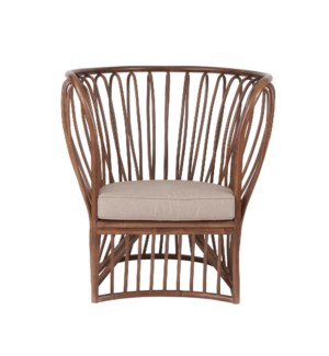 Trellis Club Chair (38x31x40.5)