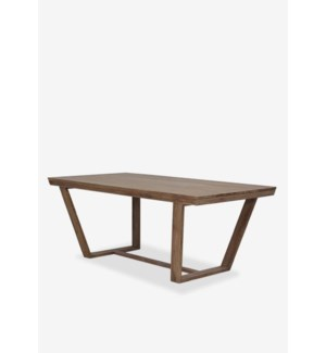(LS) Viola Dining table (79x39x30) K/D
