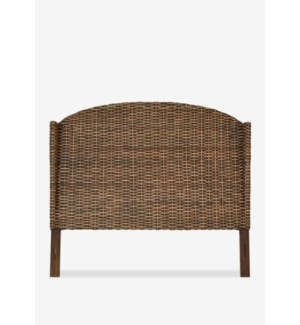 (LS) Greene Rattan Headboard - Queen..- K/D (68x6x60)..