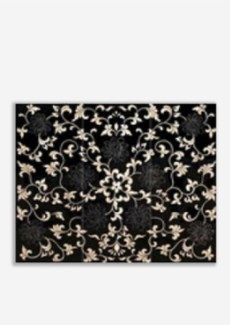 (LS) Glamour Flower Wall Art (3Panel/Set) (65x1.6x53)