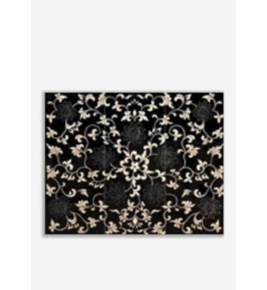 (LS) Glamour Flower Wall Art (3Panel/Set) (65x1.6x53)