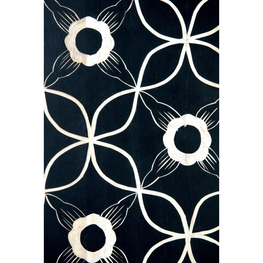 (LS) Geo Motif Wall Art (3Panel/Set) (47x1.6x47)