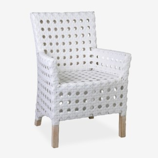 (SP) Derby Arm Chair - Indoor / Outdoor (25X25X35)