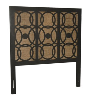 Sumba Headboard without mirror (Full) (55X2X60)