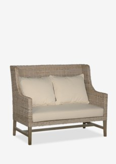 (LS) Hilton High Back Loveseat (48x30x40)