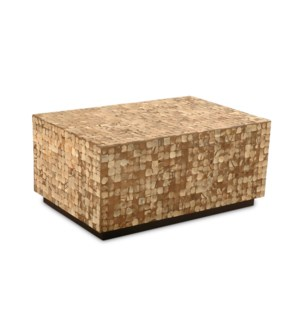 New Hampton Cocktail table Rectangle-Natural Bliss (24X35X16)