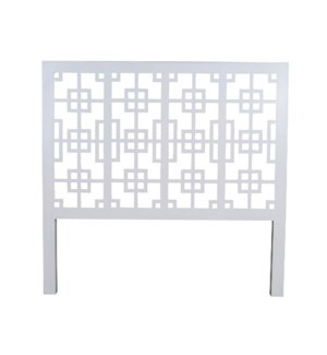 Tatum Headboard - Queen-White