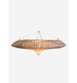(LS) Grand Capis Hanging Lamp (L) (63x63x18.5)