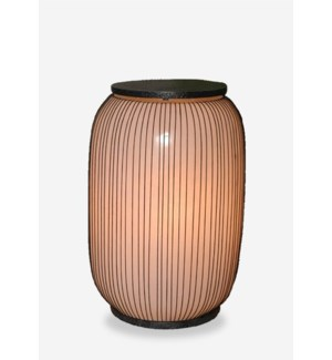 (LS) Varo End Table Lamp (16x16x24)