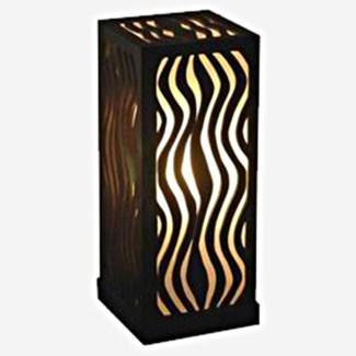 (LS) Aries Table Lamp (M) (9x9x21)