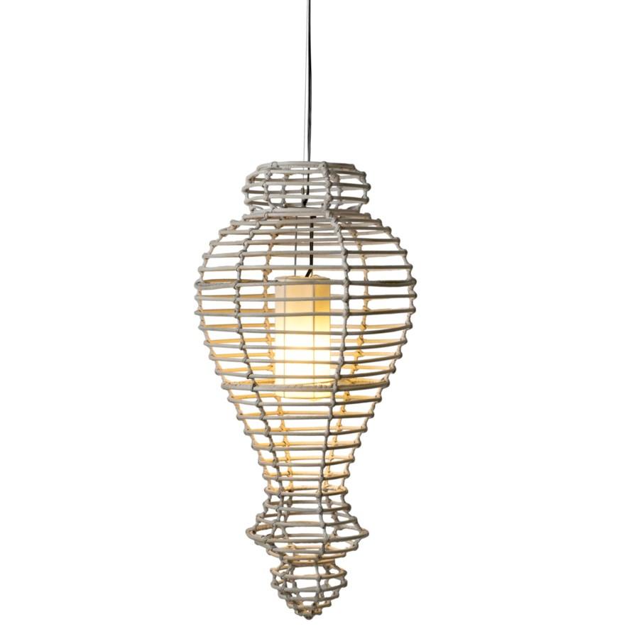 (LS) Orinda Hanging Lamp - L (16X16X34)