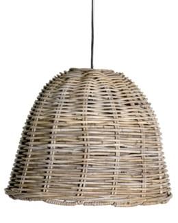 Mason Kubo Hanging Lamp-M (20x20x16)